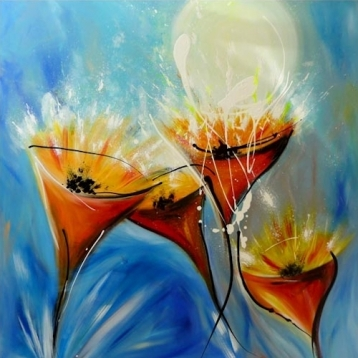 A Spring Celebration, by Iti Das